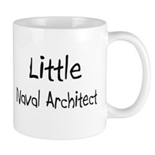 Little Naval Architect Mug