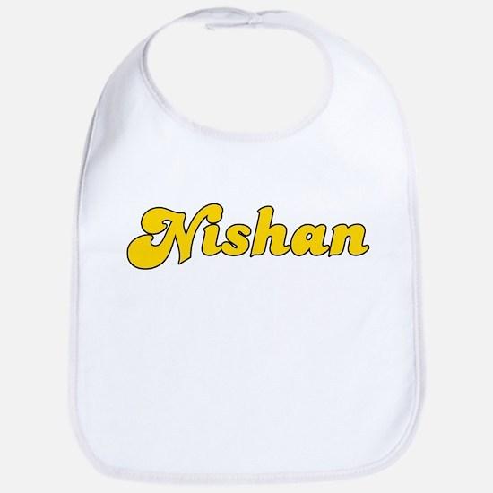 Retro Nishan (Gold) Bib