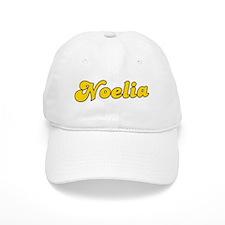 Retro Noelia (Gold) Baseball Cap