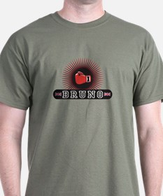 BRUNO : TRUE BRIT T-Shirt