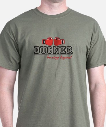 BUGNER: BOXING LEGEND T-Shirt