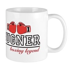 BUGNER: BOXING LEGEND Mug