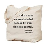 Robert Frost 5 Tote Bag