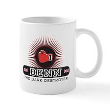 THE DESTROYER Small Mug