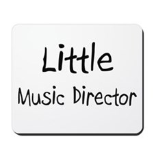 Little Music Director Mousepad