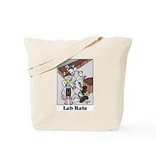 Lab Rats Tote Bag
