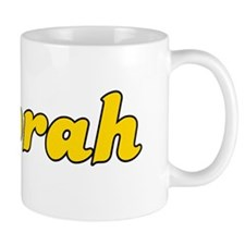 Retro Norah (Gold) Mug