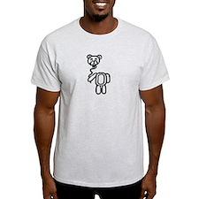 Air Head Ash Grey T-Shirt