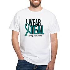 I Wear Teal For My Best Friend 10 Shirt