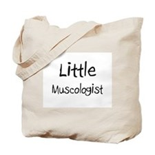 Little Muscologist Tote Bag