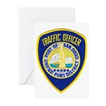 San Diego Port PD Greeting Cards (Pk of 10)
