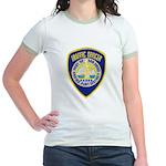 San Diego Port PD Jr. Ringer T-Shirt