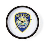 San Diego Port PD Wall Clock
