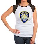 San Diego Port PD Women's Cap Sleeve T-Shirt
