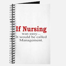 If Nursing was easy Journal