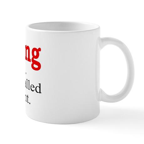 If Nursing was easy Mug