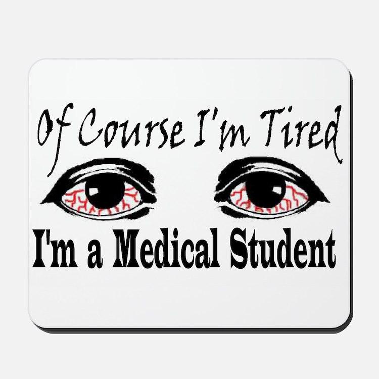 Medical Student Mousepad