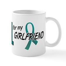 I Wear Teal For My Girlfriend 10 Mug