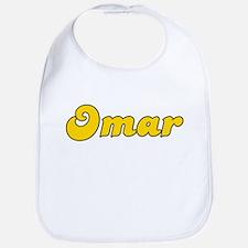 Retro Omar (Gold) Bib