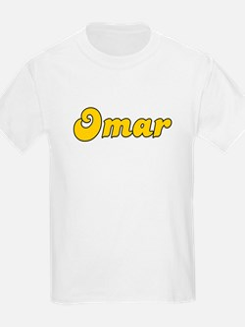 Retro Omar (Gold) T-Shirt