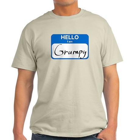Grumpy Light T-Shirt