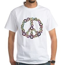 Patriotic Recycle Peace Shirt