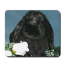 Black Velvet Mousepad