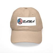 Cool Obama peace Baseball Cap