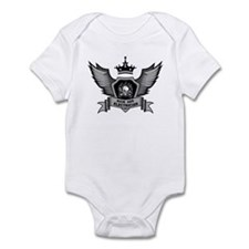 Kick Ass Electrician Infant Bodysuit