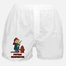 Future Firefighter Boxer Shorts
