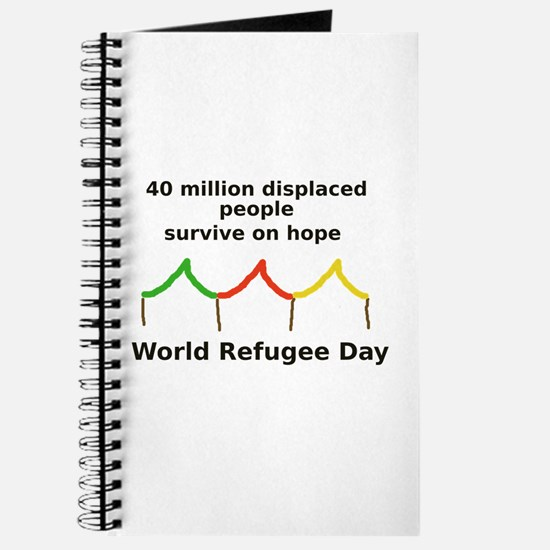 World Refugee Day Journal