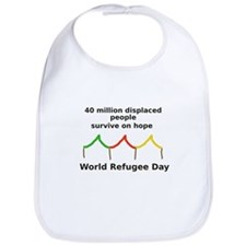 World Refugee Day Bib