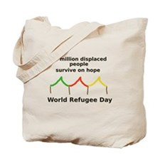 World Refugee Day Tote Bag