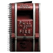Pull In Case of Fire Journal