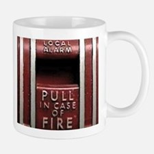 Pull In Case of Fire Mug