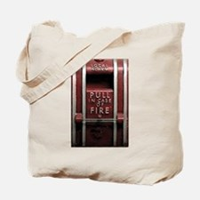Pull In Case of Fire Tote Bag