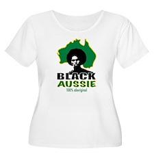 Black Aussie T-Shirt