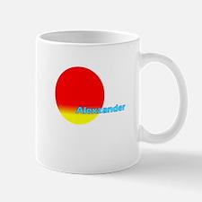 Alexzander Mug