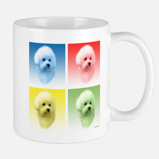 Bichon Pop Art Mug