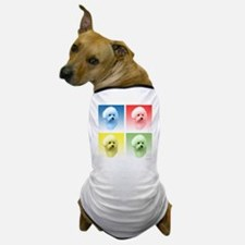Bichon Pop Art Dog T-Shirt