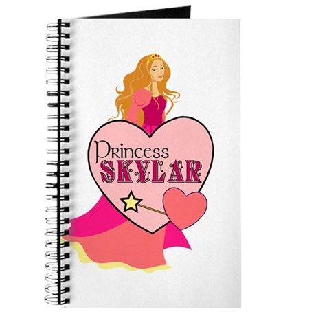 Princess Skylar Journal