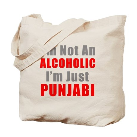 I'm not an Alcoholic Tote Bag