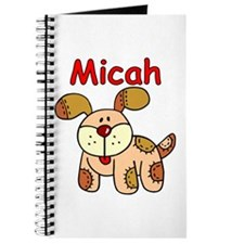 Micah Puppy Journal