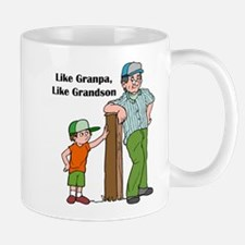 Grandpa, Grandson Mug