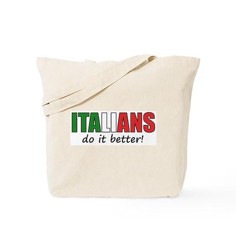 Italians D0 It Better