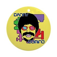 Danny-Tech Ornament (Round)
