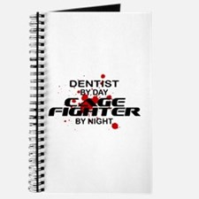 Dentist Cage Fighter by Night Journal