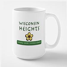 Wisconsin Heights School Mug