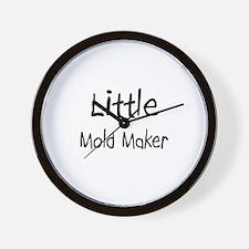 Little Mold Maker Wall Clock
