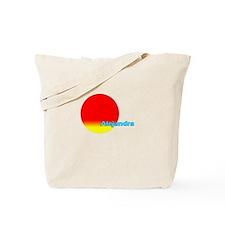 Alejandra Tote Bag